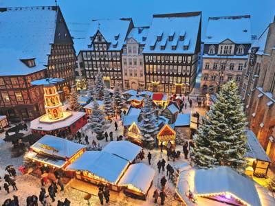 Weihnachtsmarkt Hildesheim