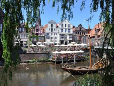 Lüneburg / Wasserviertel