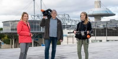 ZDF_Imke Vogtherr, Ulf Neumann, Malin Ihlau