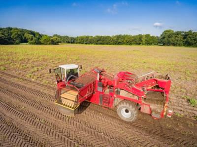 Ackerbau in Niedersachen