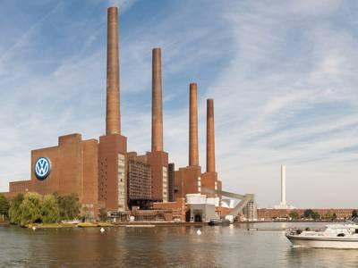 VW- Werk in Wolfsburg