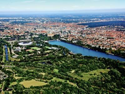 Überblick über Hannover