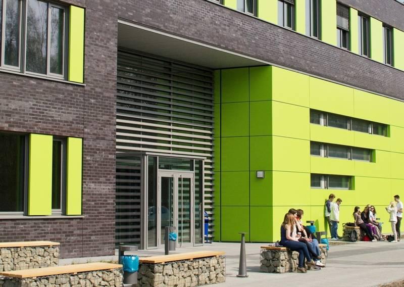Medienzentrum der Ostfalia Hochschule in Salzgitter