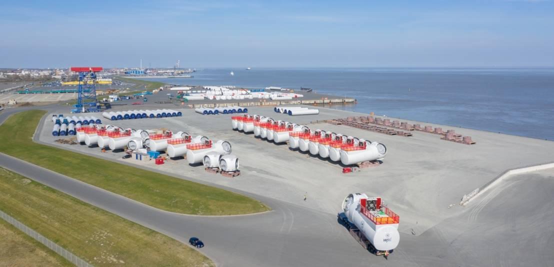Siemens Gamesa: Maschinenhäuser für Offshore-Windräder