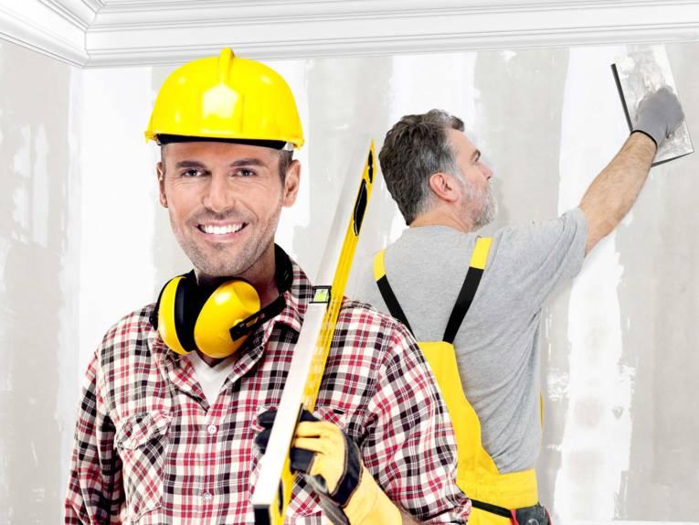 Unternehmensnachfolge (Bauhandwerk, Fliesenleger, Metallbauer, Straßenbauer)