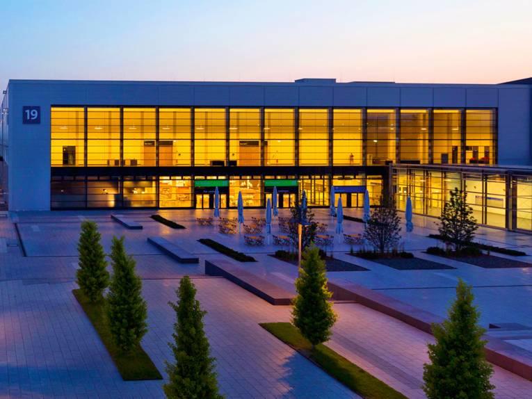 Deutsche Messe Halle 19