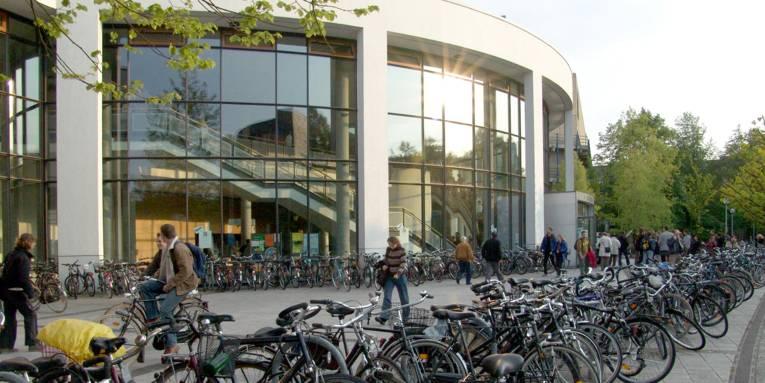Hörsaalzentrum am Campus Haarentor der Universität Oldenburg