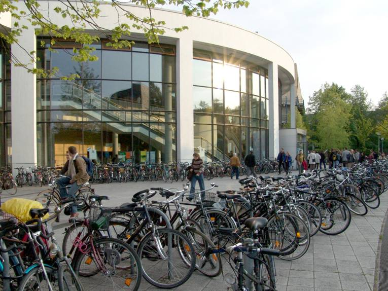Hörsaalzentrum Campus Haarentor