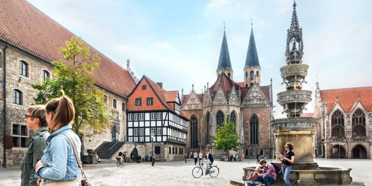 Braunschweiger Altstadtmarkt
