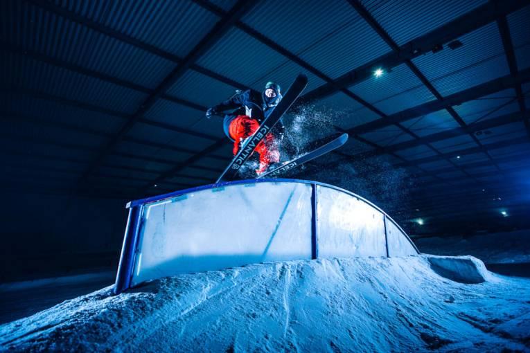 Skihalle im Berg & Tal Abenteuer Resort (ehem. Snow Dome in Bispingen))