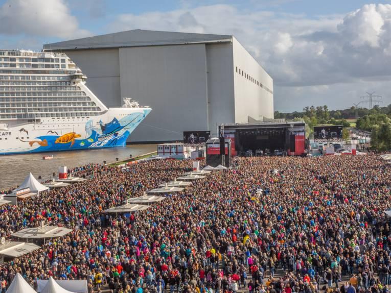 NDR2 Papenburg Festival