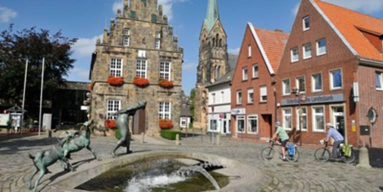 Bad Bentheim radtour