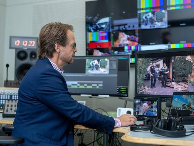 Peter Kunz, ZDF Hannover