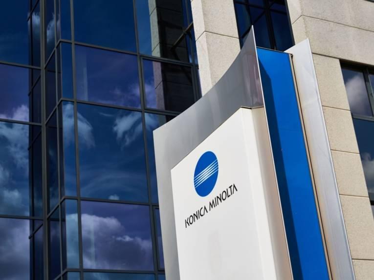 Konica Minolta Europa Sitz in Langenhagen.