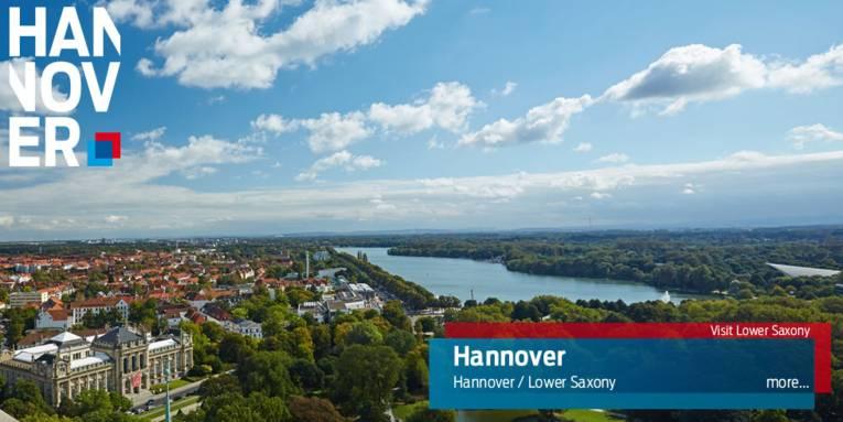 Hannover, die grüne Landeshauptstadt von Niedersachsen