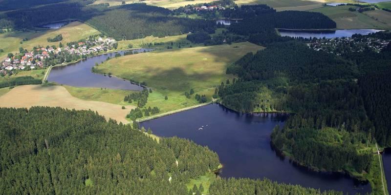 Oberharzer Wasserwirtschaft (Teiche Buntenbock Clausthal-Zellerfeld)