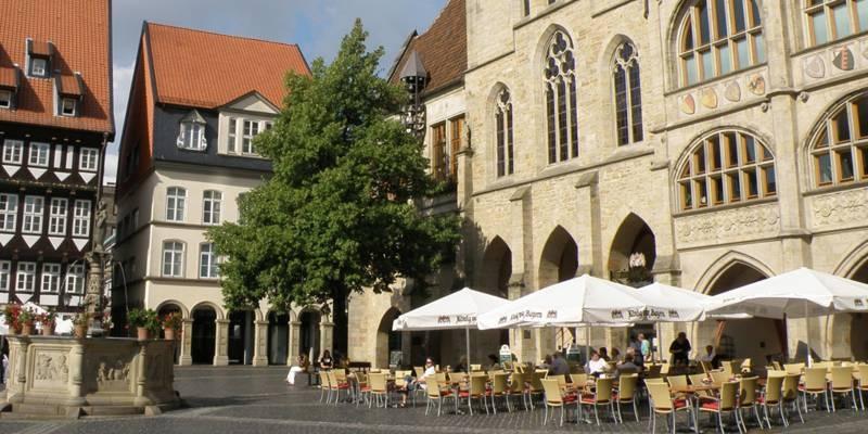Hildesheim_Marktplatz_Rathaus