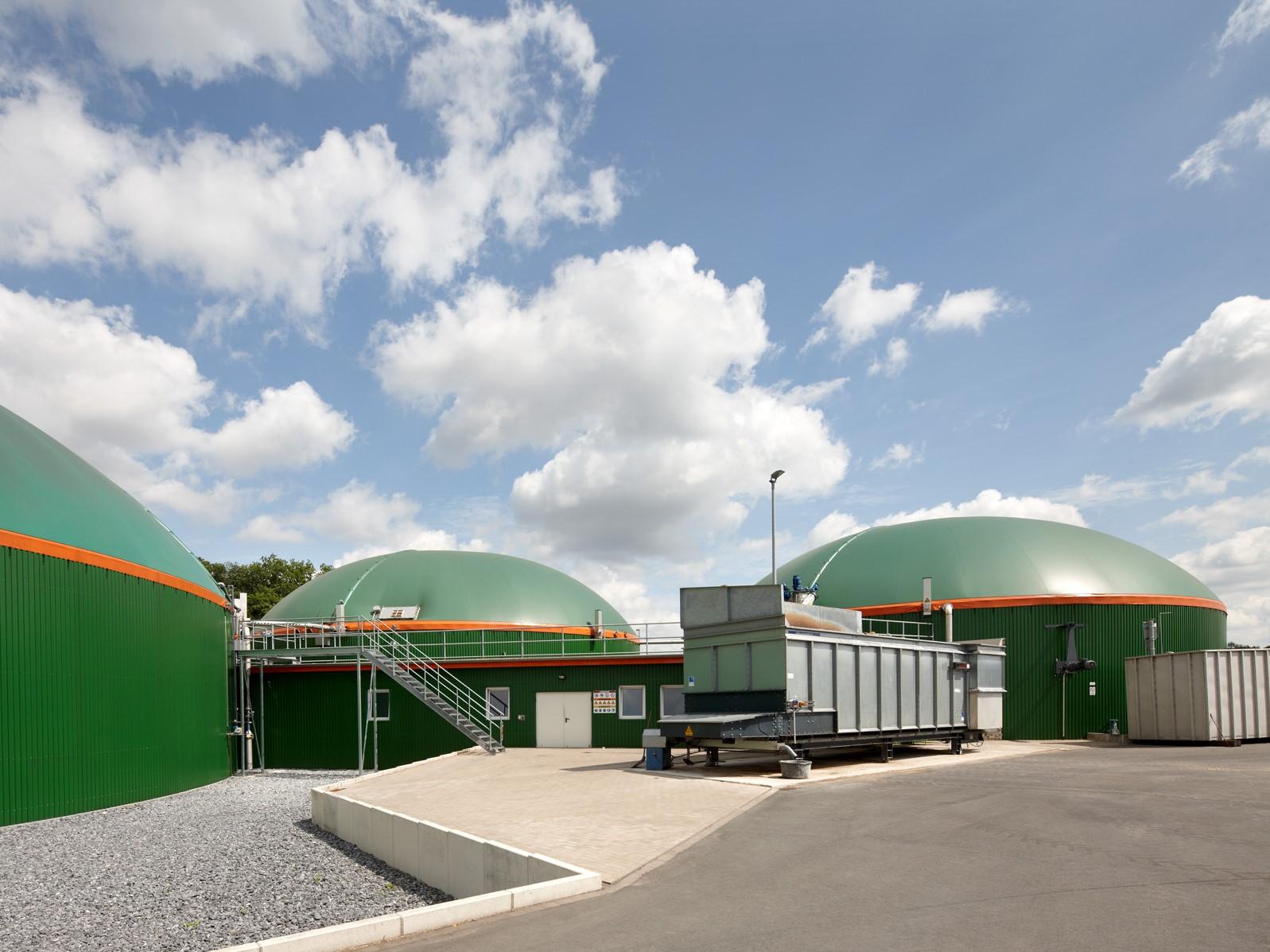 BioConstruct-Biogas-Anlage (Artikel)