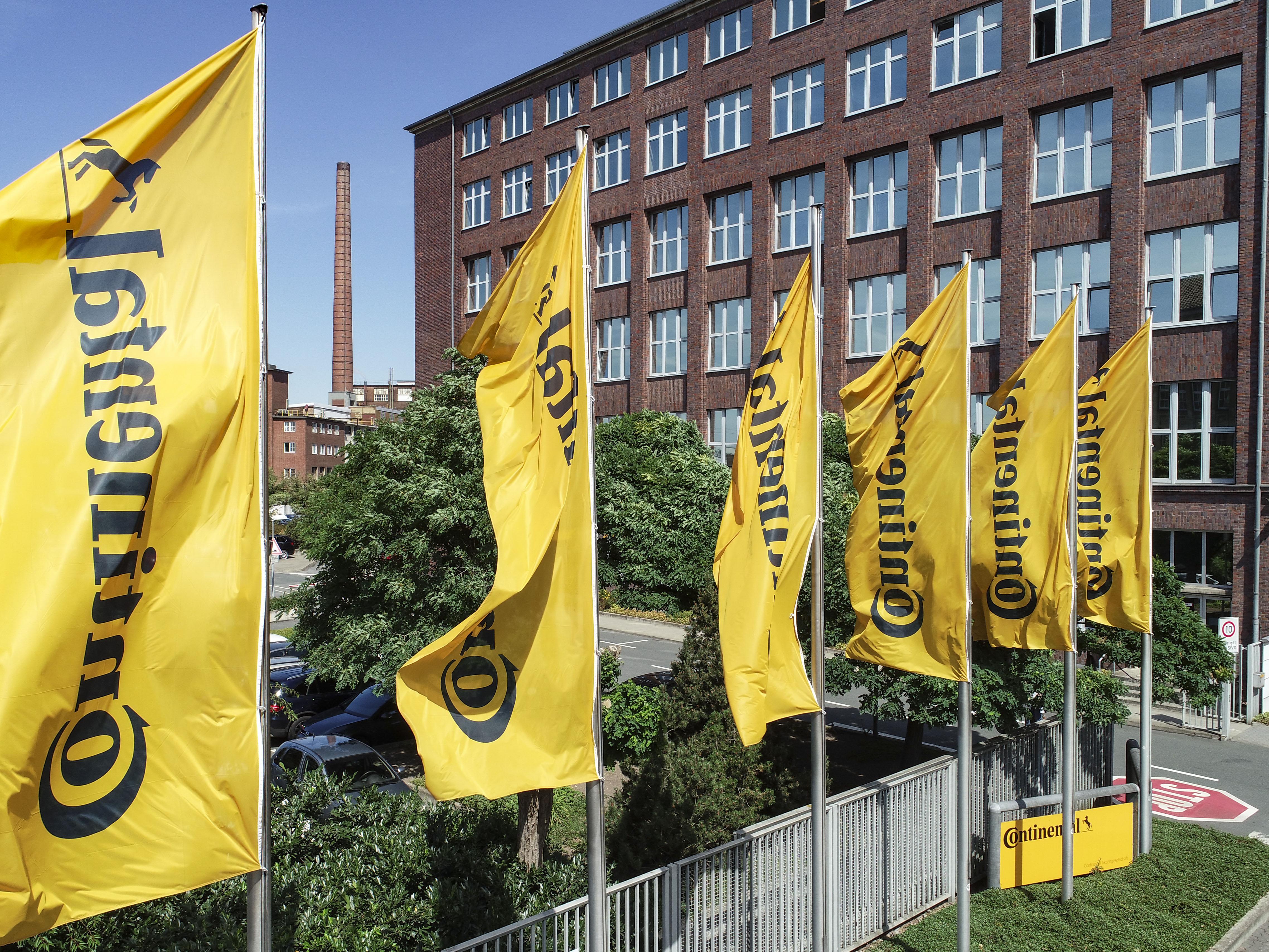 Continental Hauptsitz in Hannover
