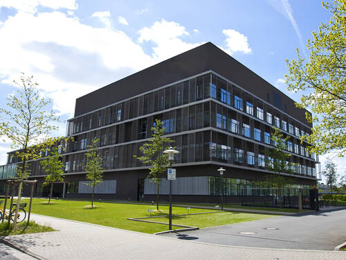 Das Clinicial Research Center (CRC) Hannover